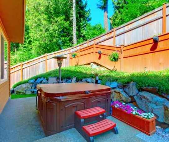 Hot Tub Service & Repair