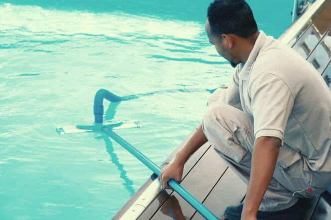 Monthly Maintenance Pool Service