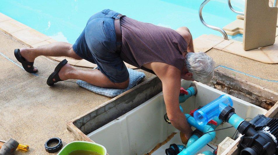 Pool Repair Macon