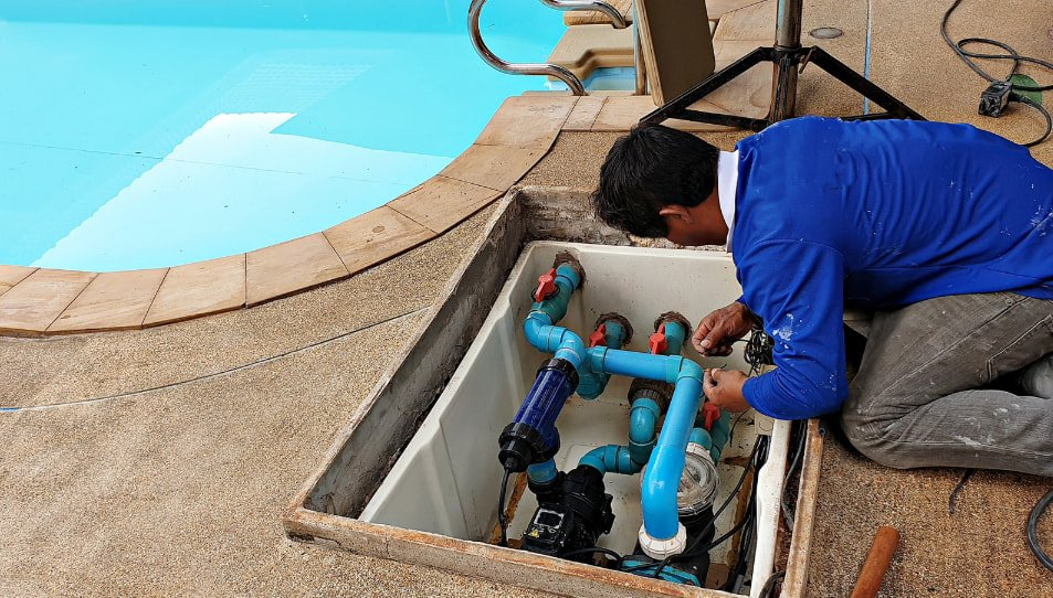 Macon Pool Repair Service
